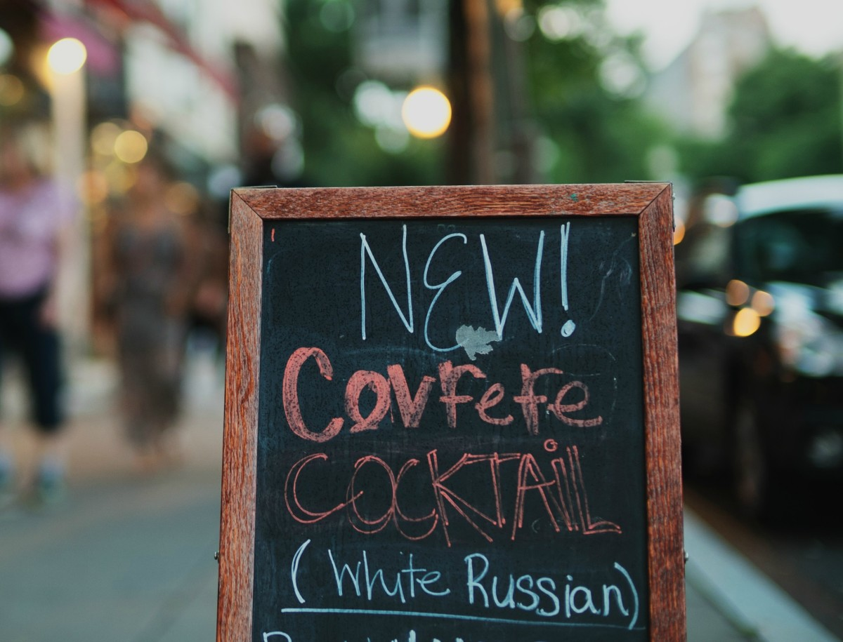A restaurant came up with a clever way to capitalize on the excitement about covfefe.