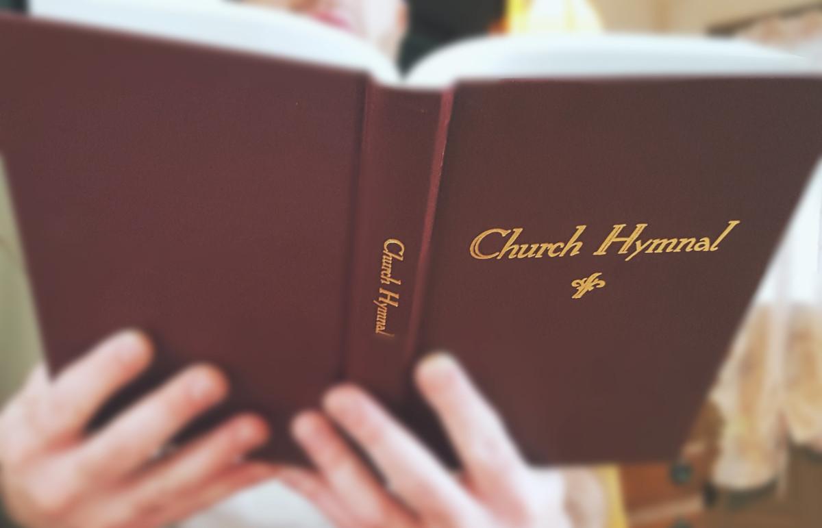 A Church Hymnal.