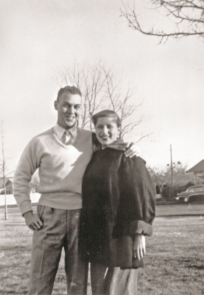 Martin and Ruth Ginsburg in Oklahoma