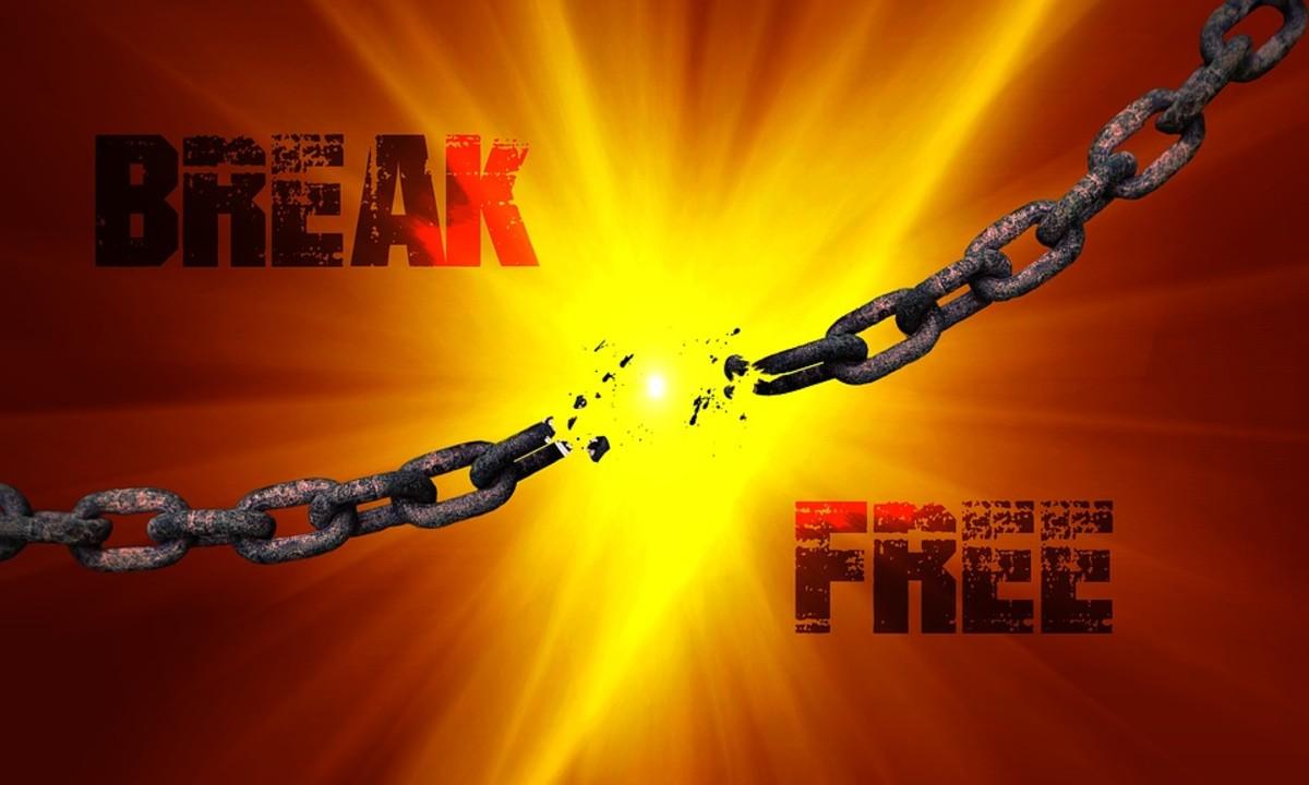 Break the chains of Governmental bondage