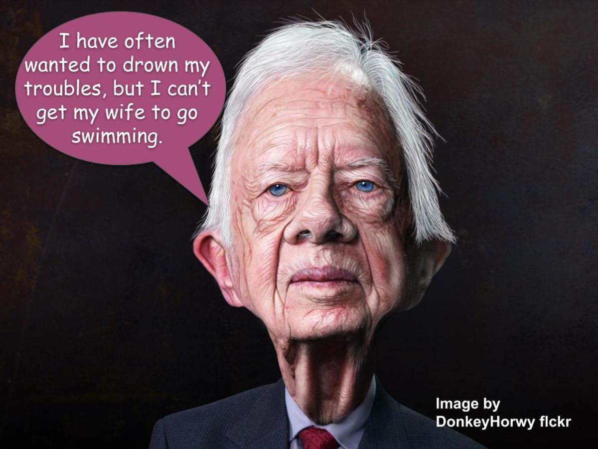 President Jimmy Carter, 1977–1981