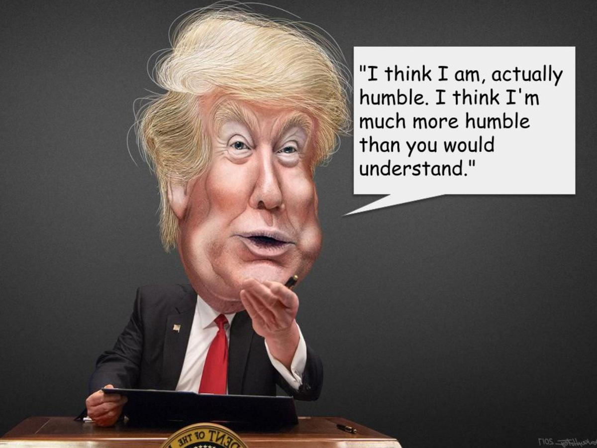 President Donald J. Trump, 2017–Present