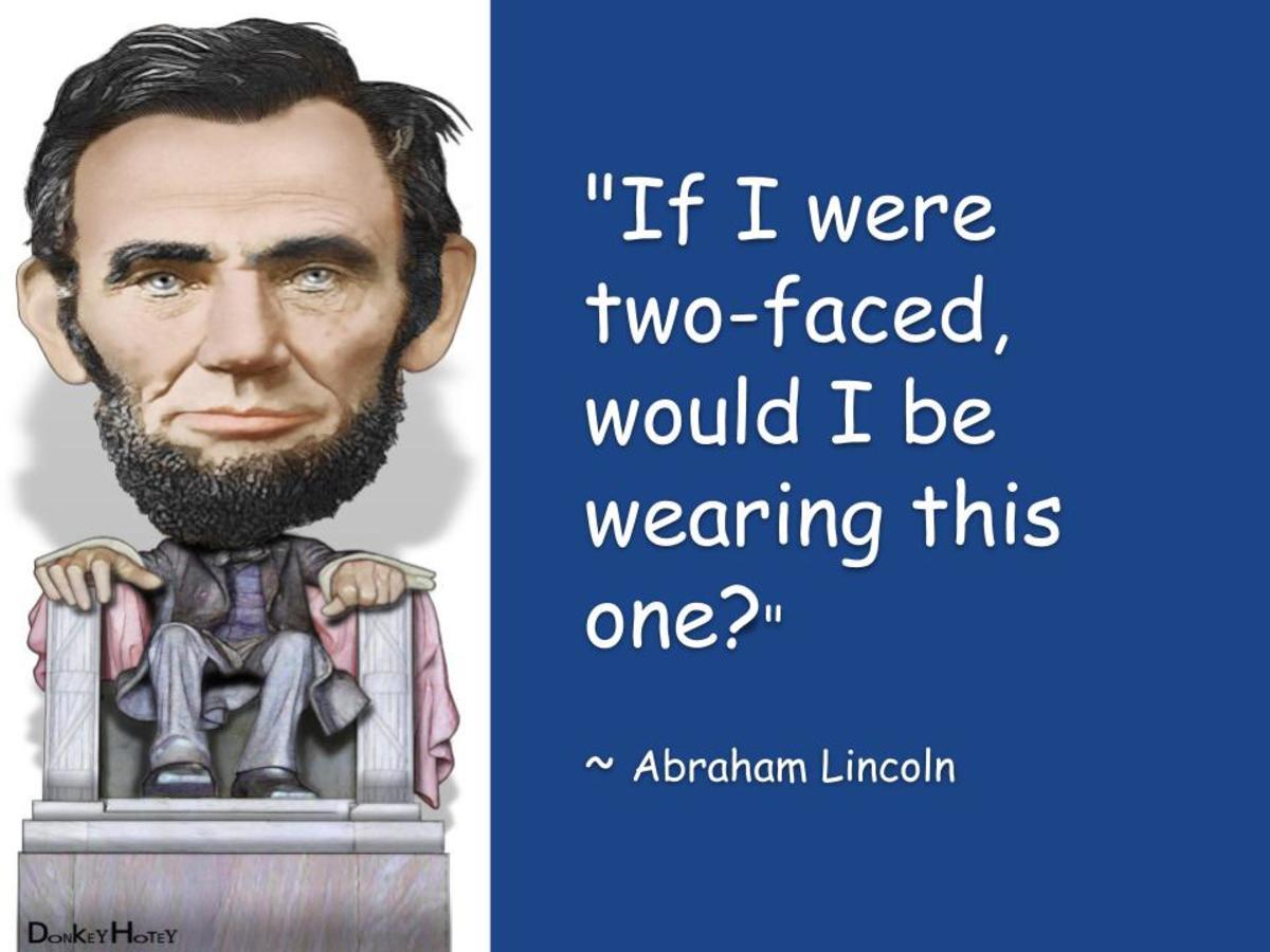 President Abraham Lincoln, 1861–1865