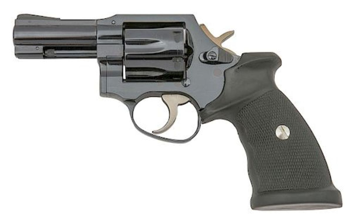 MR73 Double-Action Revolver