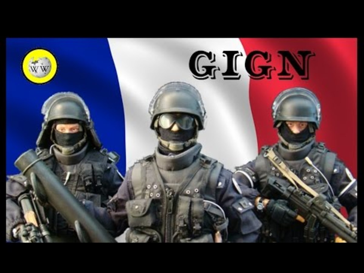 The G.I.G.N. is an experienced counter-terrorism organization.