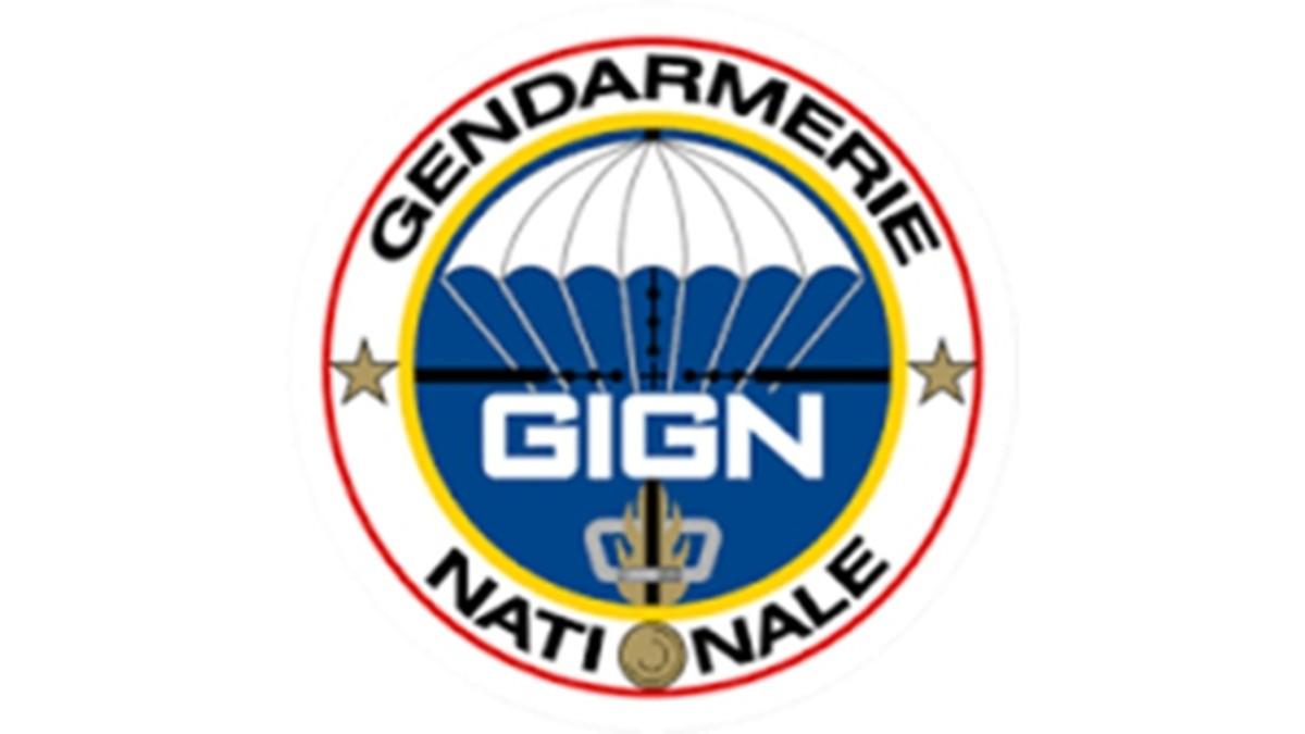 The emblem of the G.I.G.N.