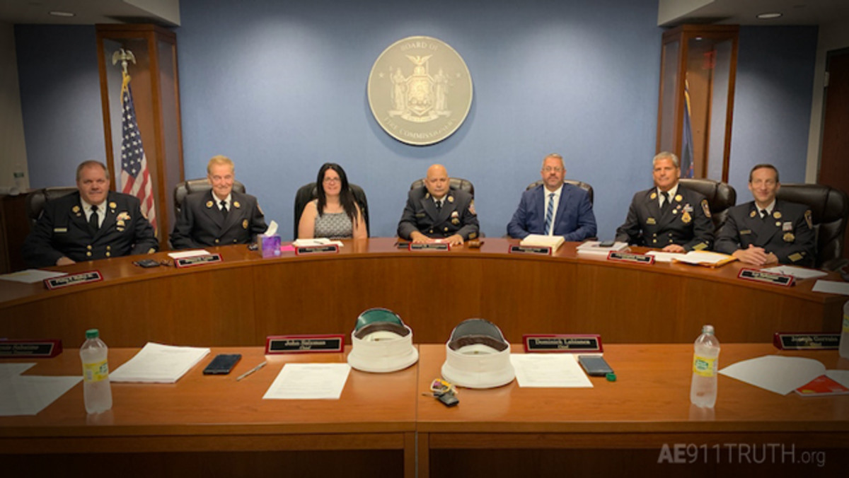 Franklin Square - Munson Fire District Commissioners