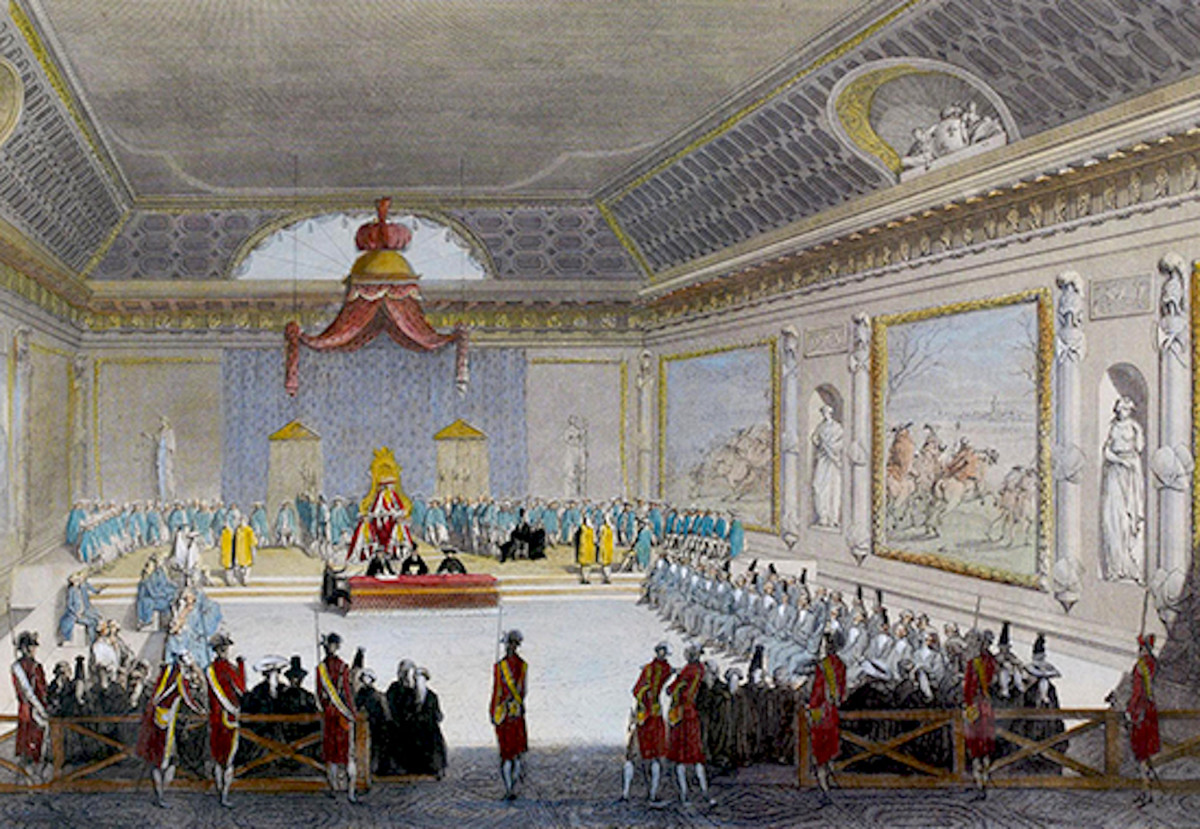 Assembly at Versailles 1787