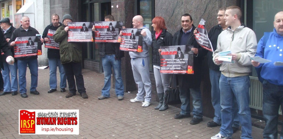 Today the IRSP, co-founded by Seamus Costello, is a dynamic party engaged in the class struggle and a myriad of community issues.