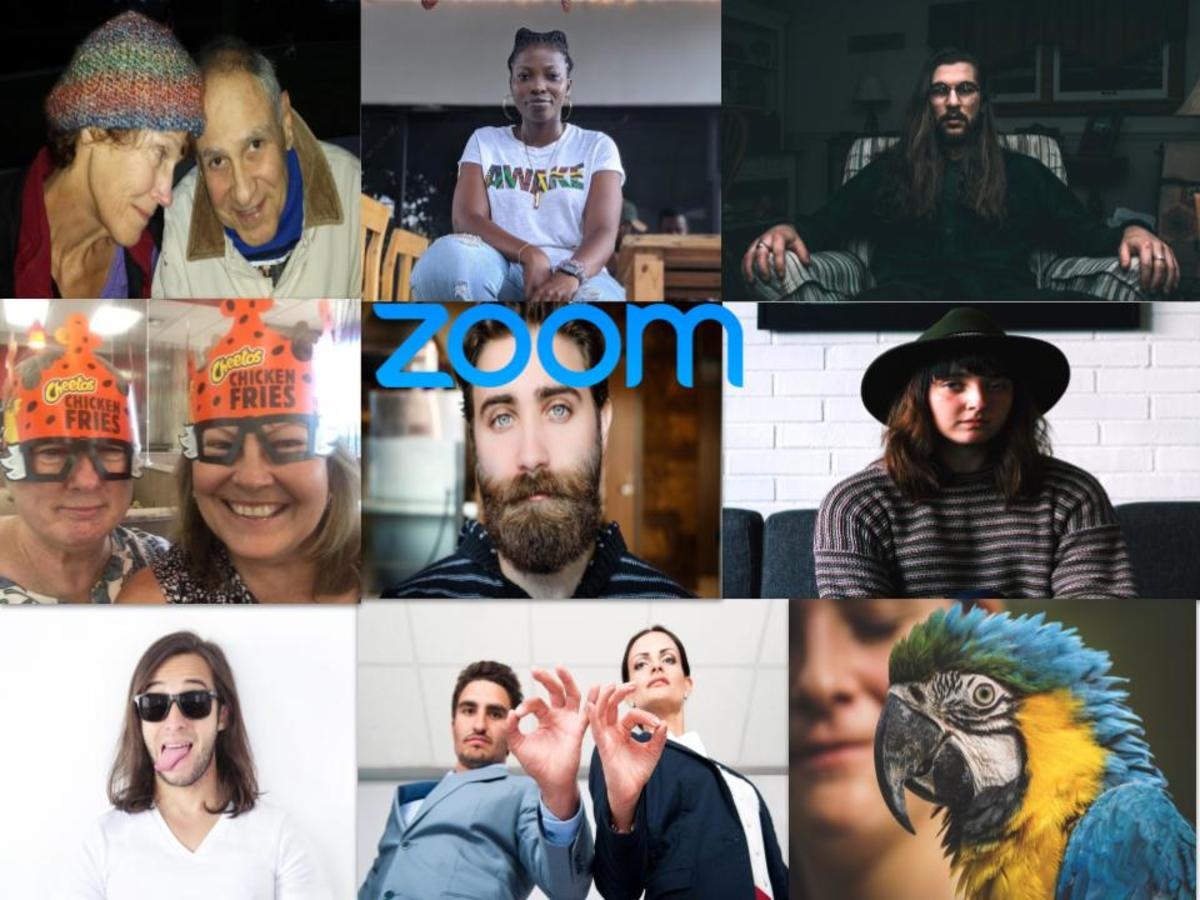 Check in on family and friends with Zoom