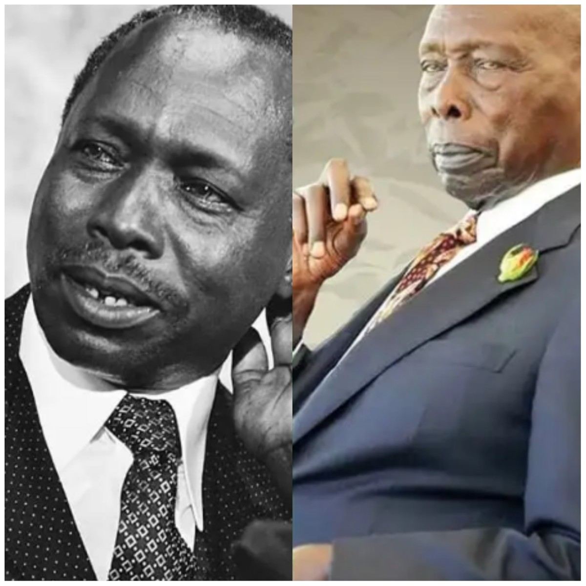Daniel arap Moi: The Second President of Kenya