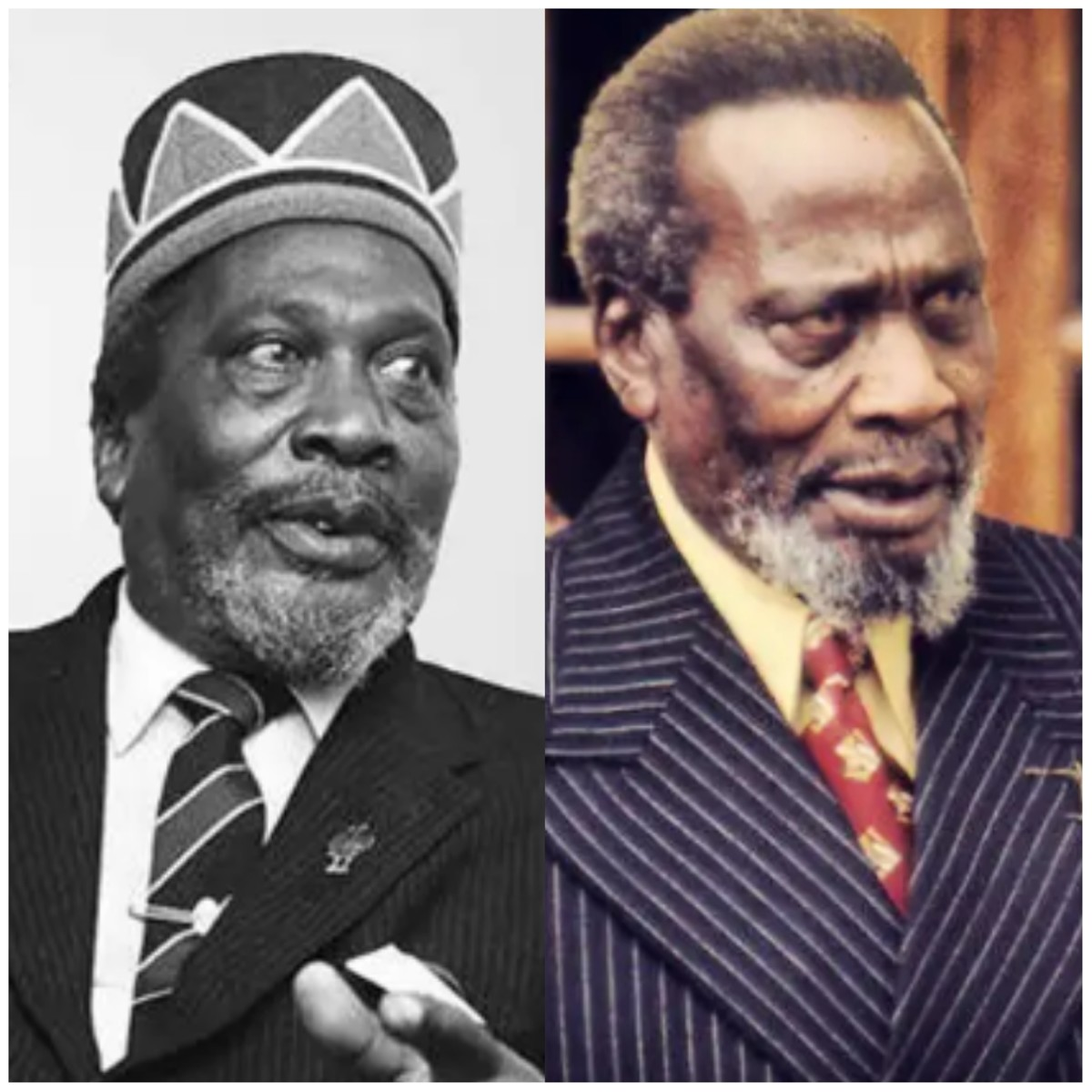 Jomo Kenyatta: The First President of Kenya