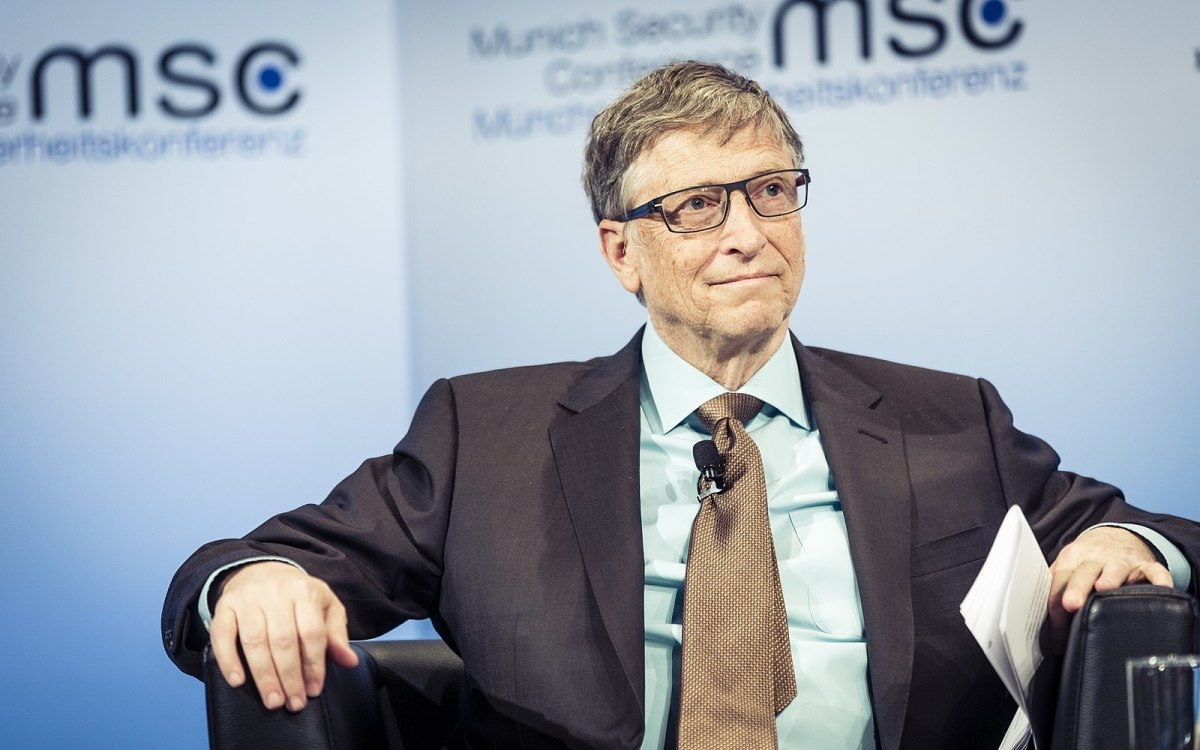 Bill Gates has recently found himself at the center of many COVID-19 conspiracy theories.