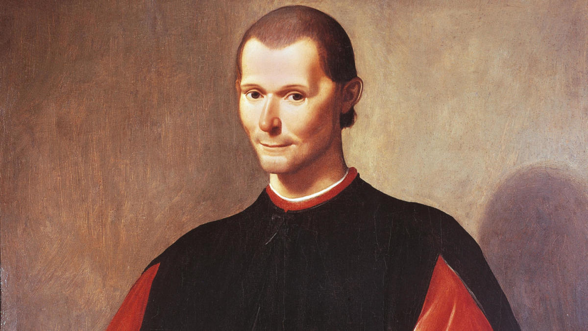 "As Italian diplomat Niccolo Machiavelli once said, ""It is double pleasure to deceive the deceiver."" In psychology terms, Machiavellianism is characterized by manipulation and deception for personal gain."