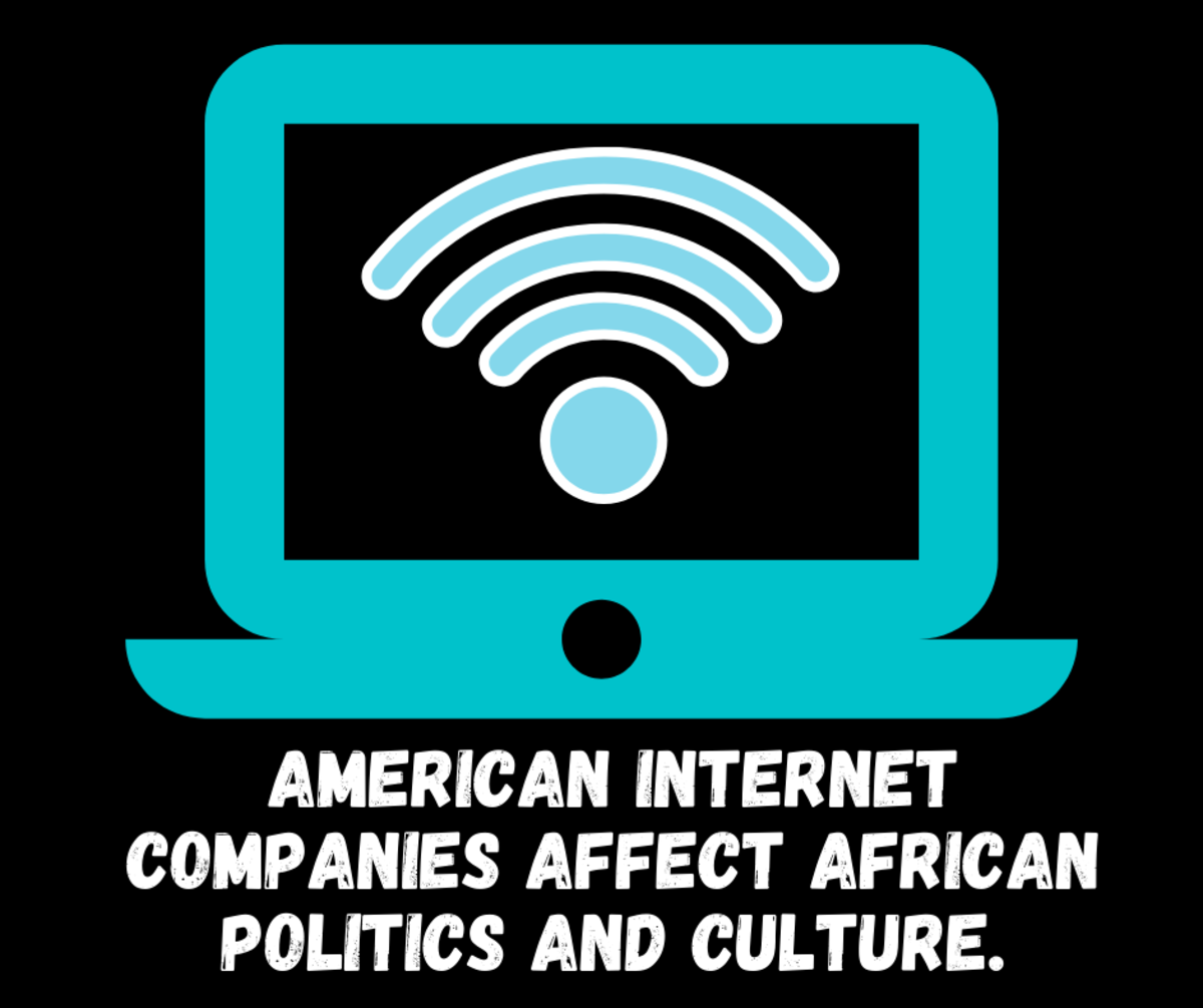 American internet companies affect African culture more than you'd think.