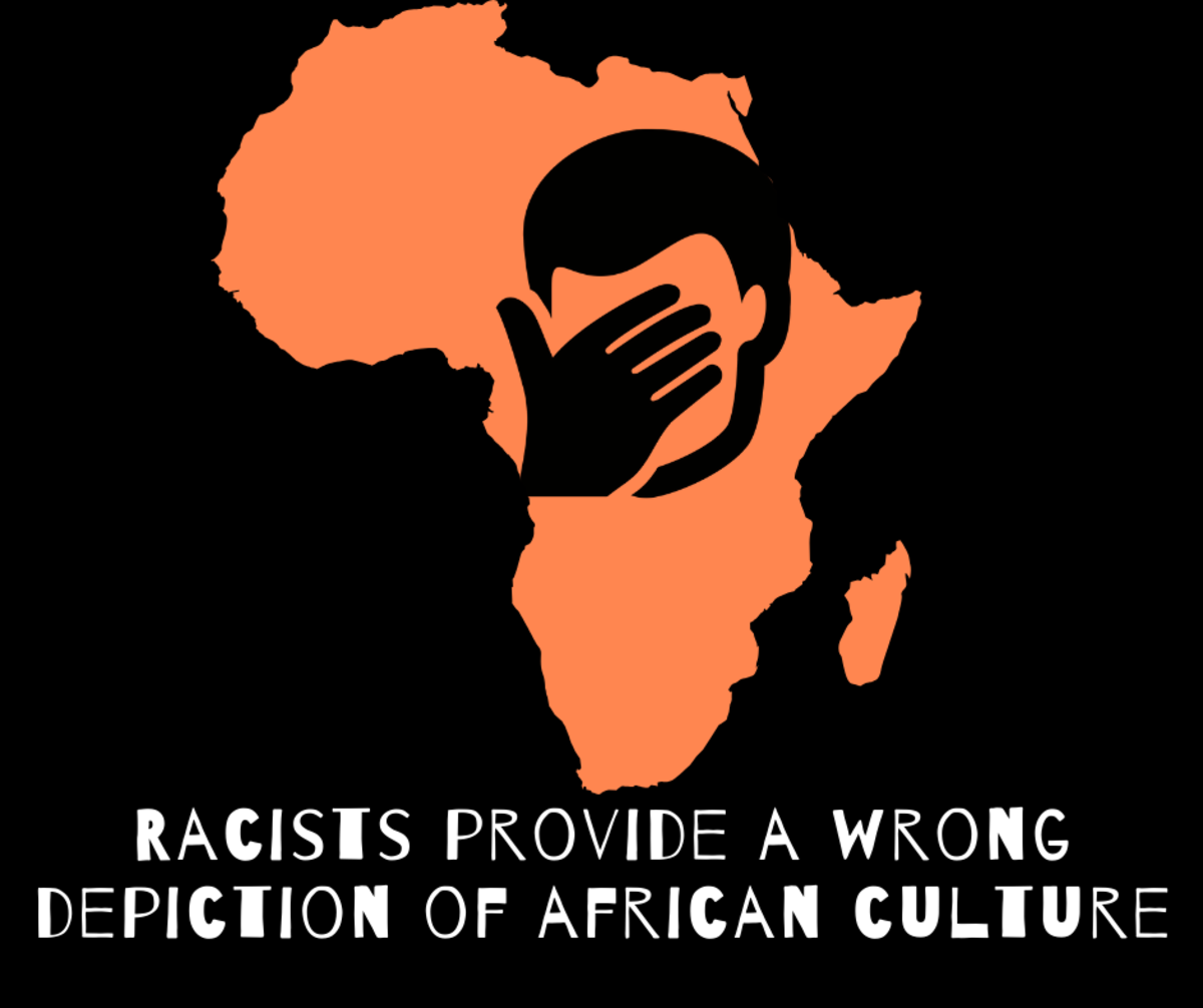 The U.S. often provides a wrong depiction of African culture.
