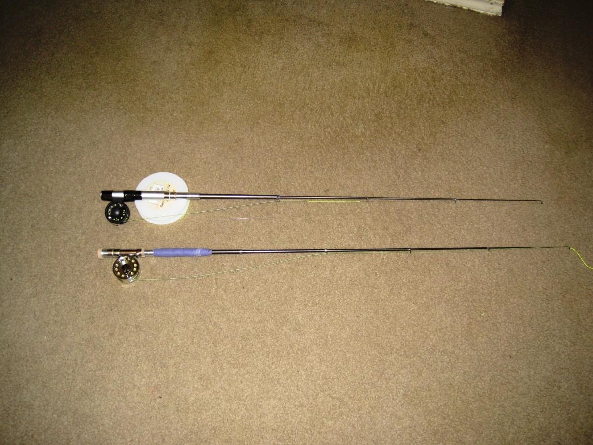 Micro Fly Rod I and II