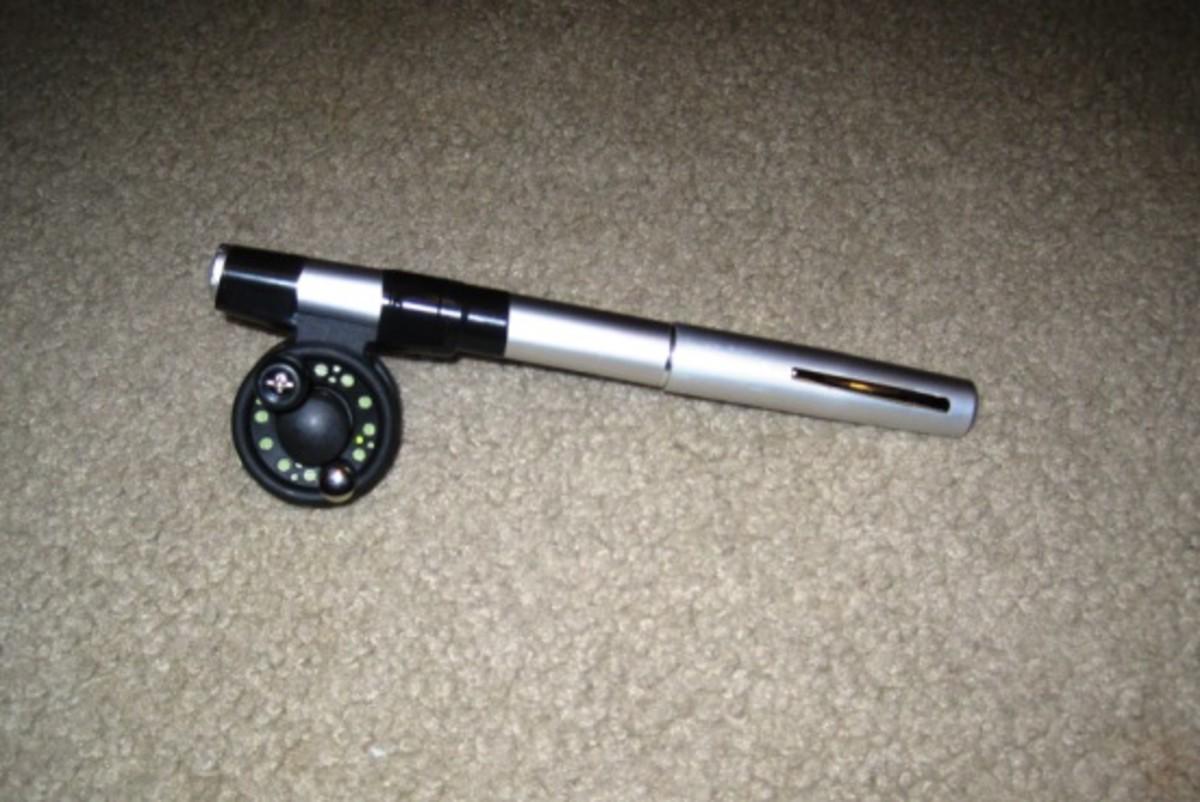 Micro Fly Rod I