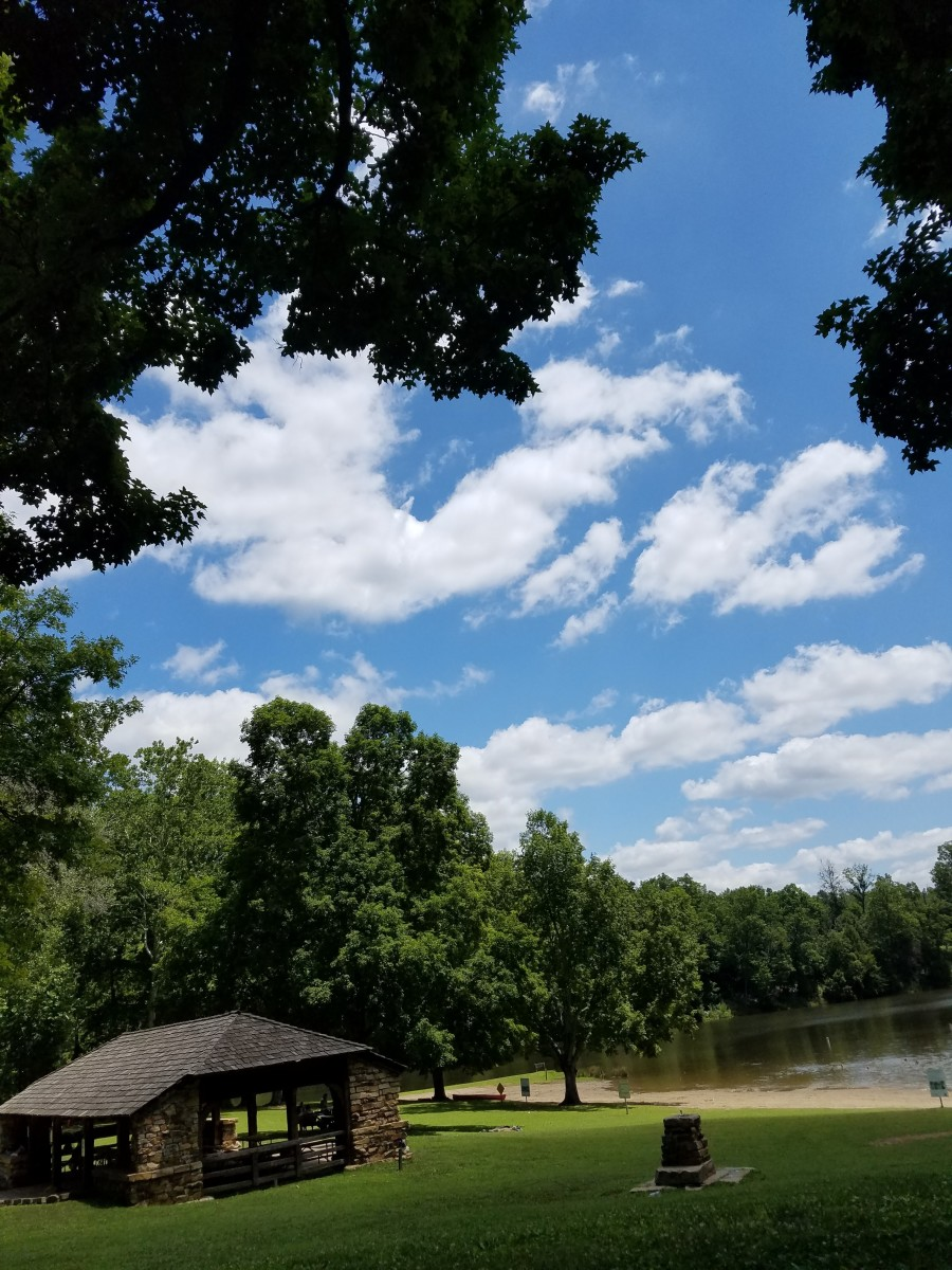 Shawnee State Park, located at the foothills of the Appalachian Mountains, is one of Ohio's best parks for hiking.