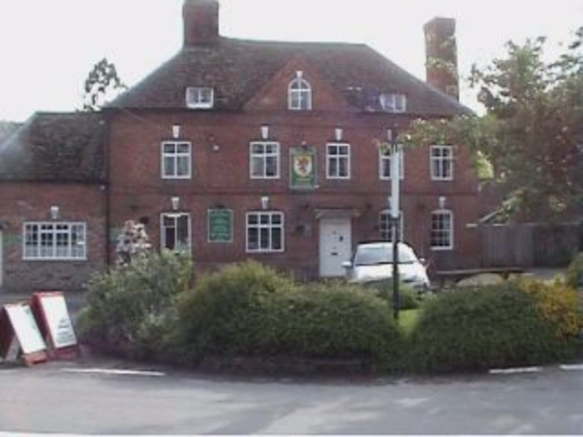 The Red Lion Hotel - a 17th century Coaching Inn