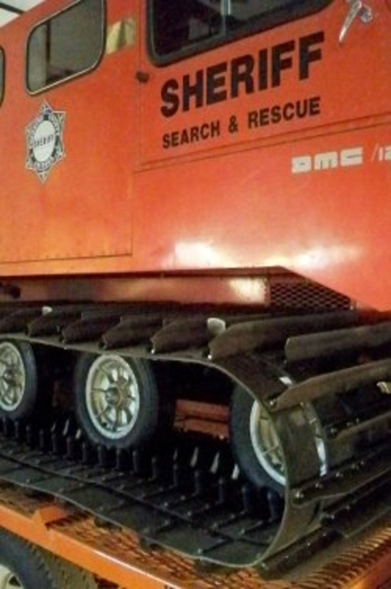 Join a Search and Rescue team