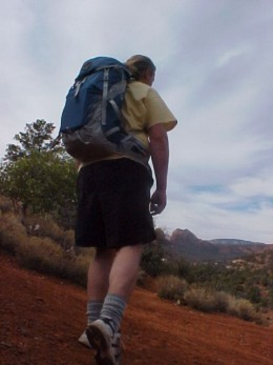 Hiker Mistake: Being poorly equipped (Carry a 24-hour pack)
