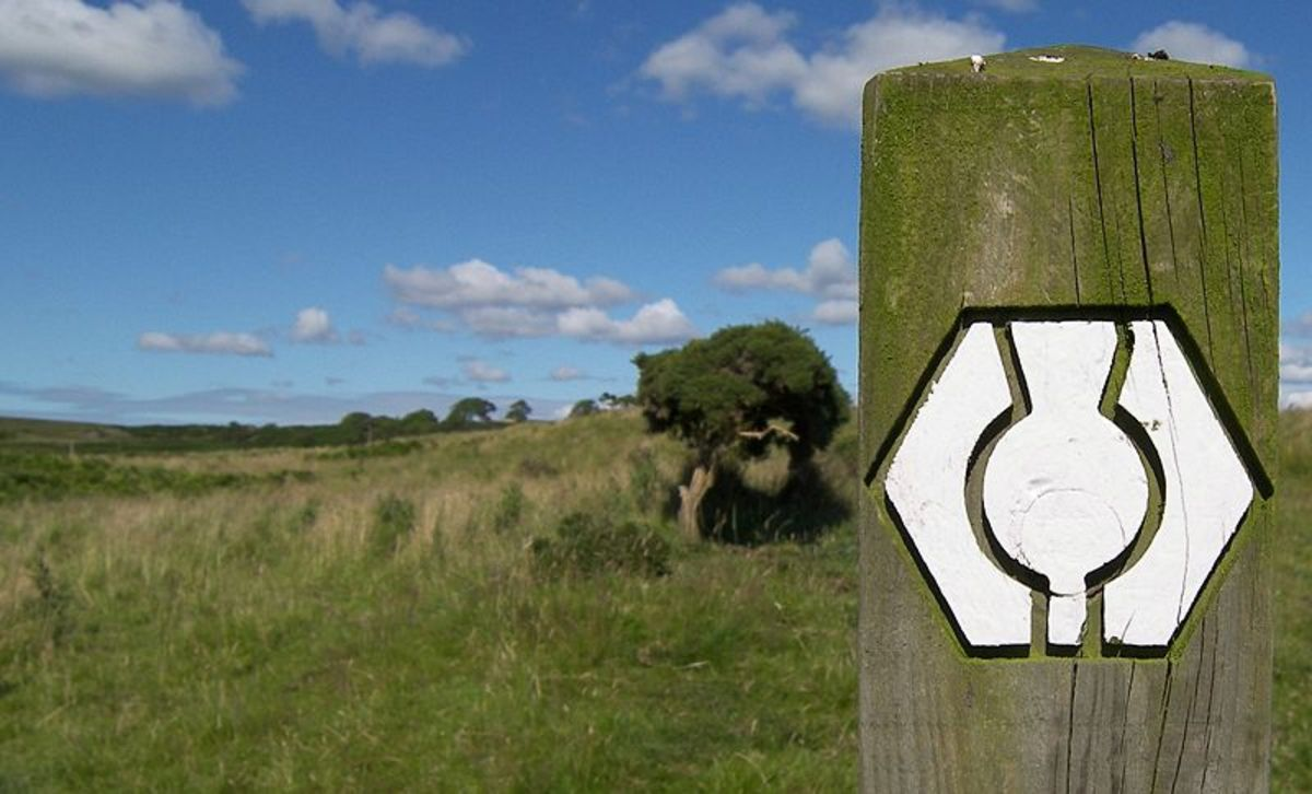 A Great Long-Distance Walk: Southern Upland Way