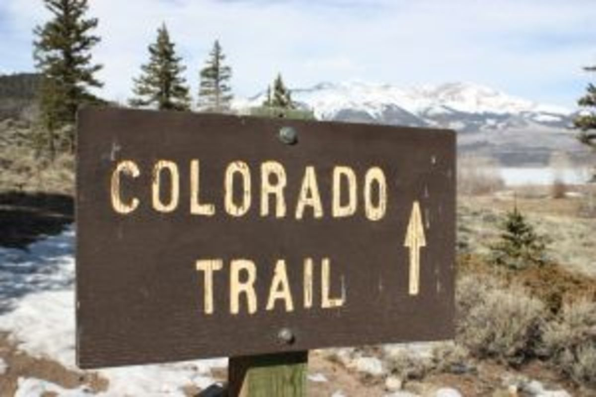A Great Long-Distance Walk: The Colorado Trail