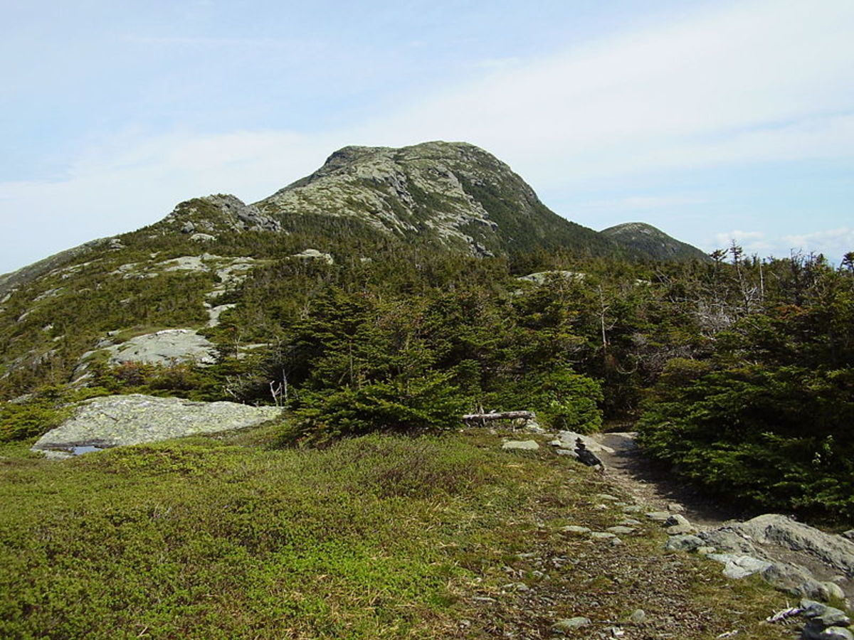 A Great Long-Distance Walk: The Long Trail