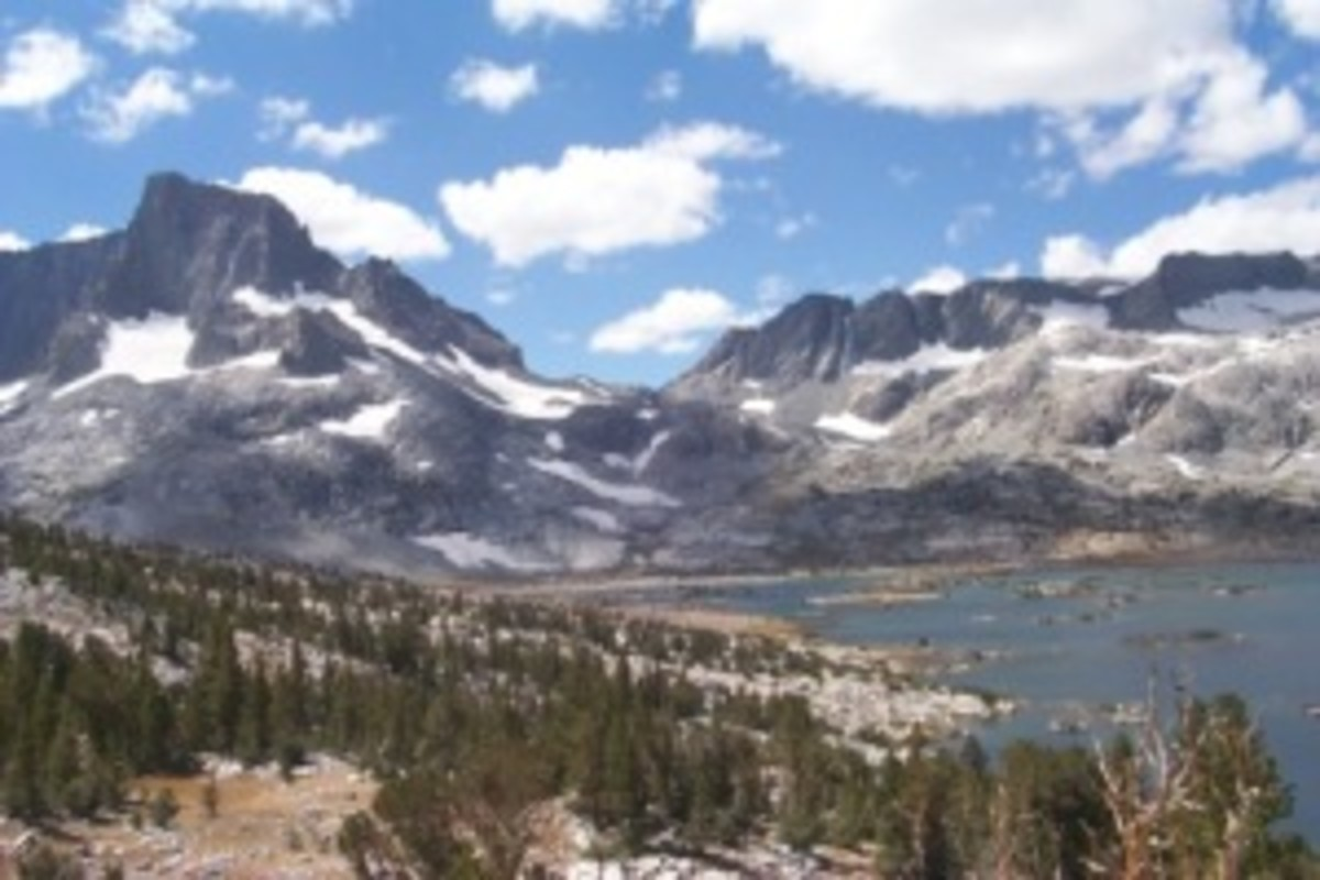 A Great Long-Distance Walk: The Pacific Crest Trail
