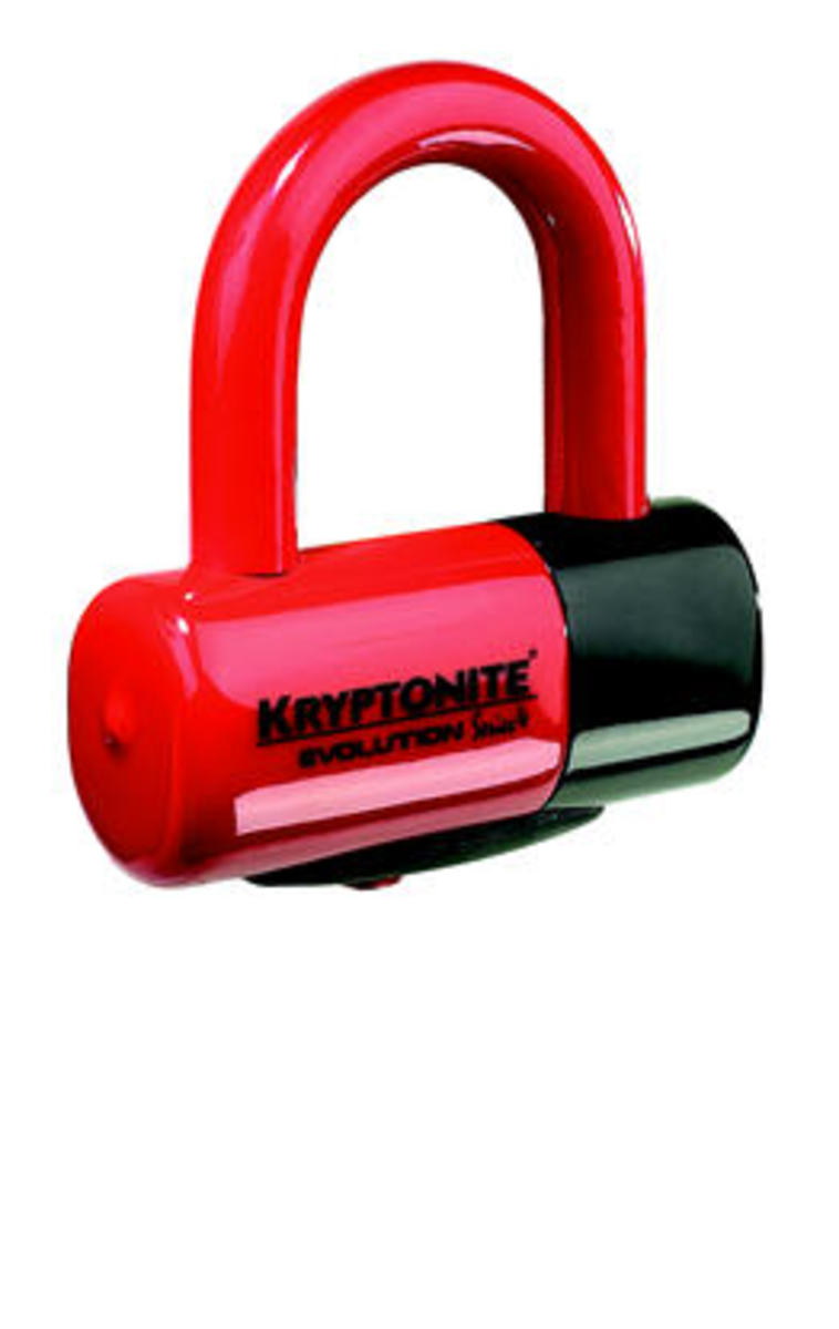 Krytonite Disc Lock