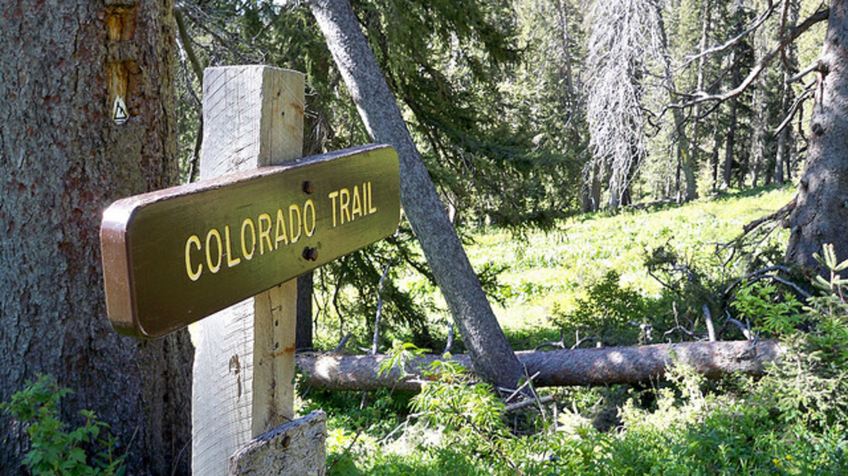 Section-Hiking the Colorado Trail