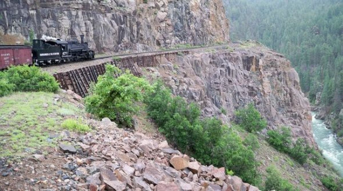 Durango-Silverton Narrow Gauge Railways