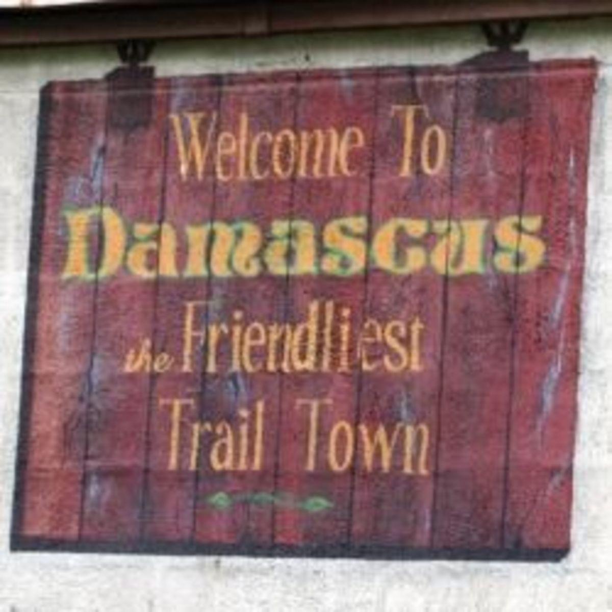 Damascus--The Friendliest Town on the Appalachian Trail