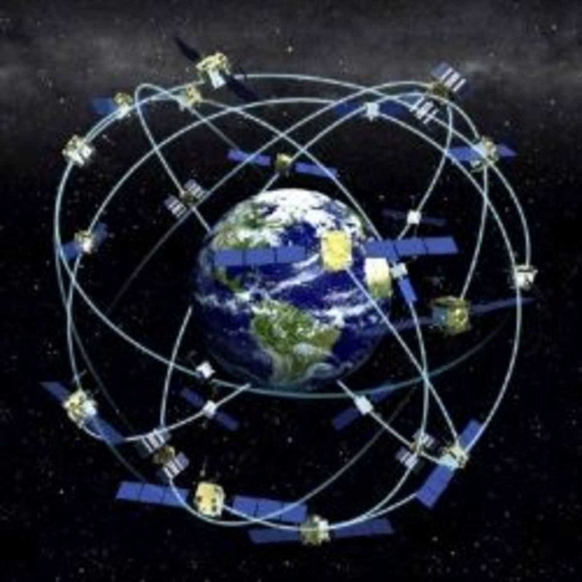 GPS Satellite System