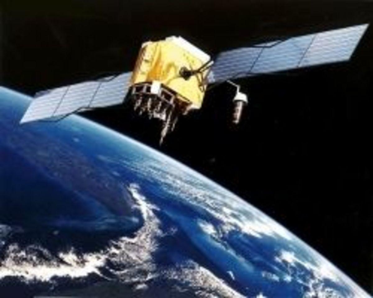 NAVSTAR GPS System