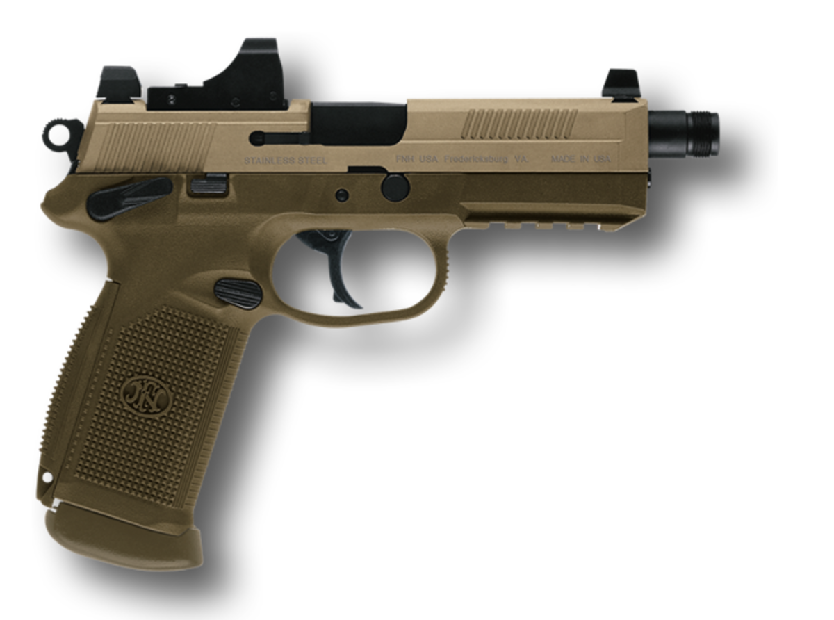 FNP-45 Tactical Handgun