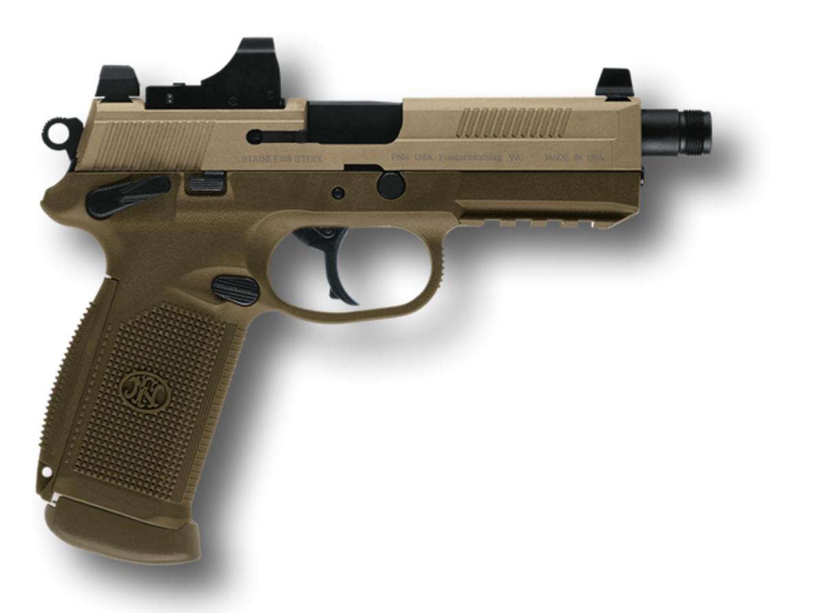 FNP-45 Tactical Handgun