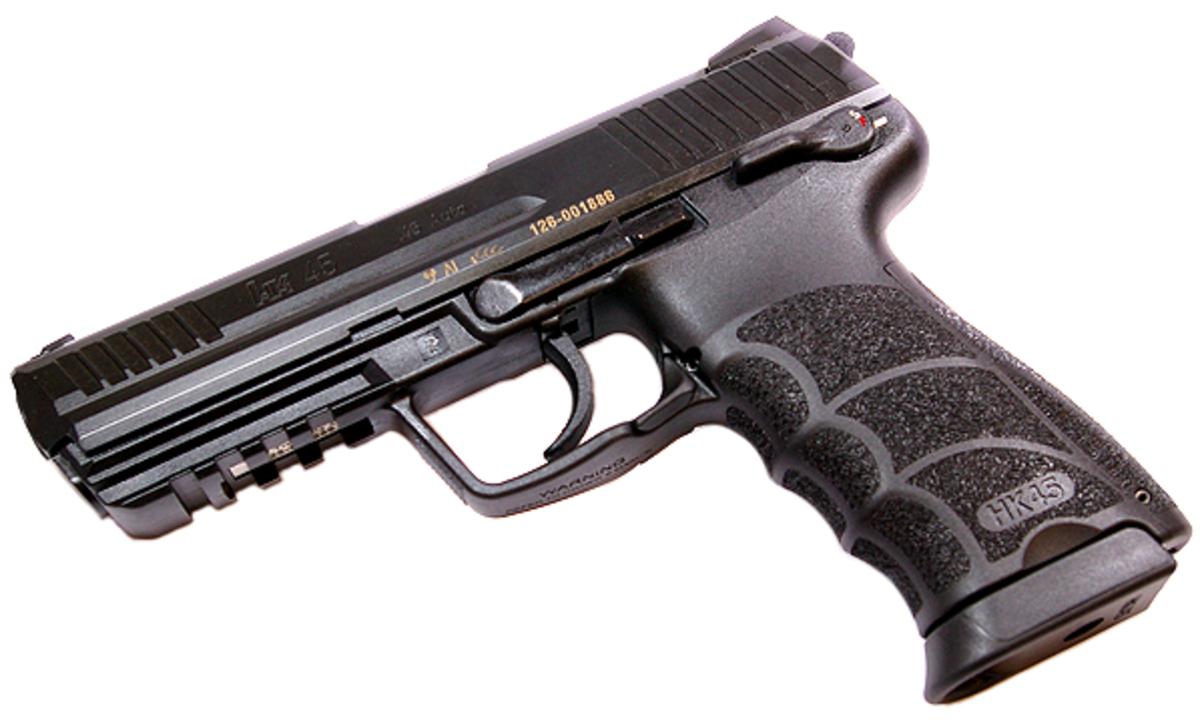 Top Ten  45 Pistols to Own | SkyAboveUs