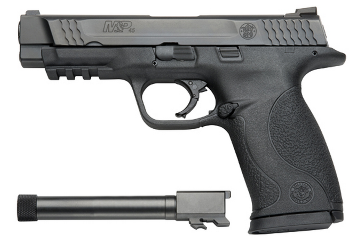 Smith & Wesson M&P .45