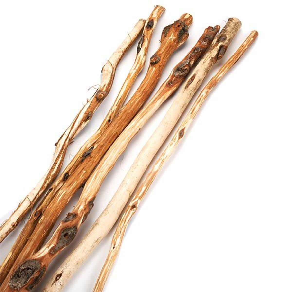 Traditional walking stick blanks