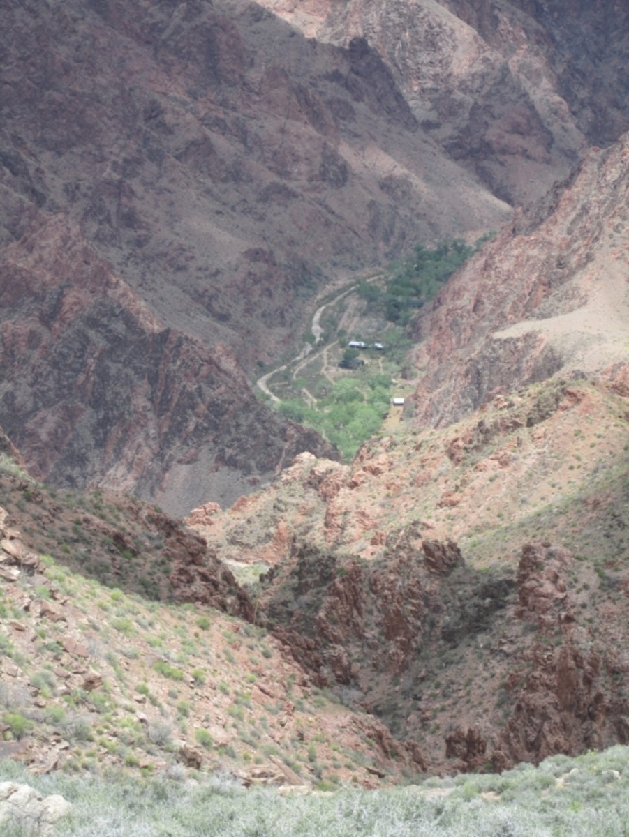 Phantom Ranch, Grand Canyon