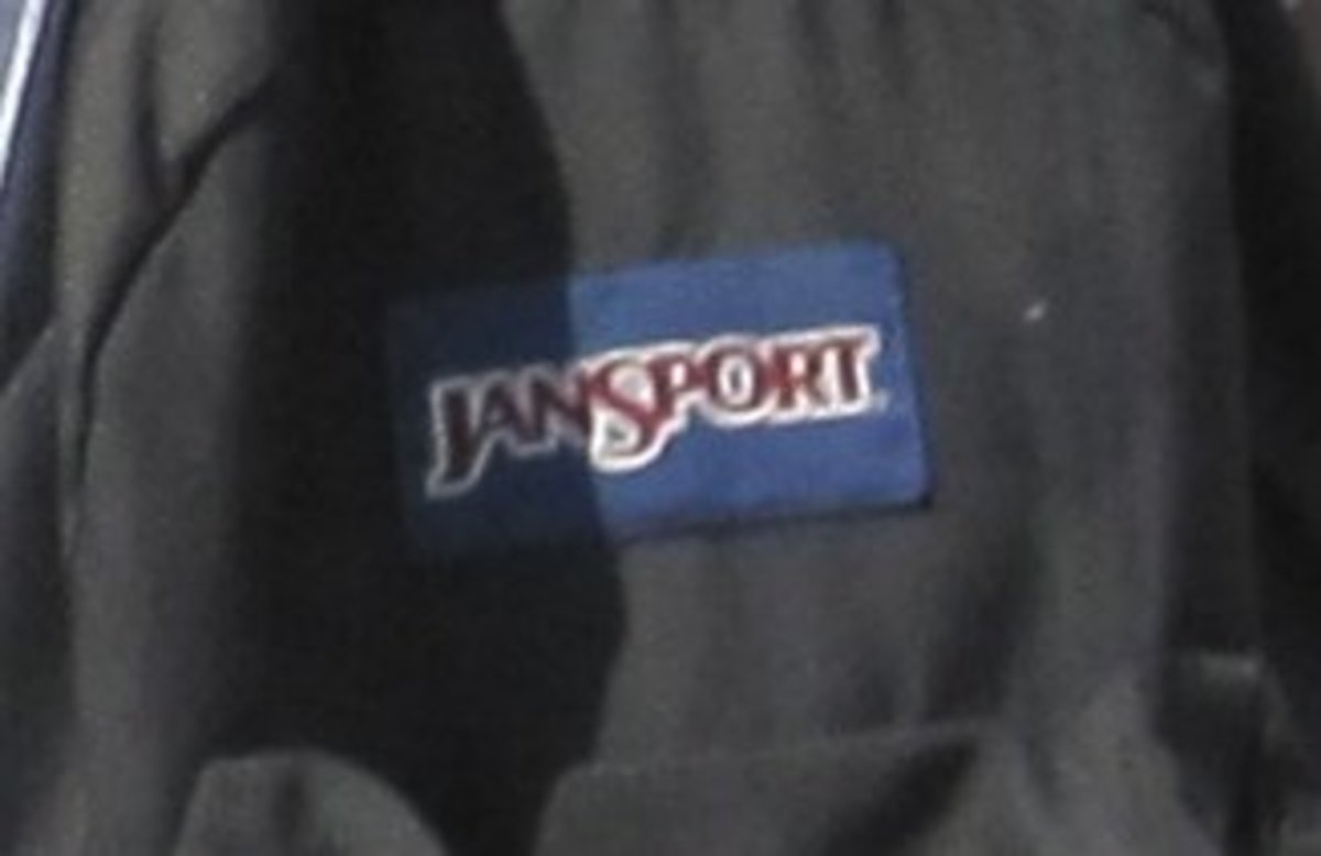 JanSport Rocks!