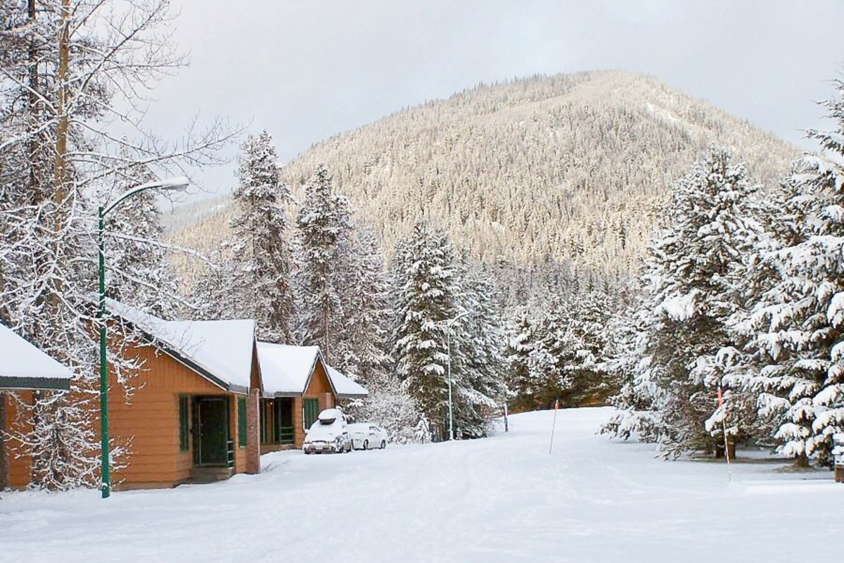 Cabins at the Manning Park Resort