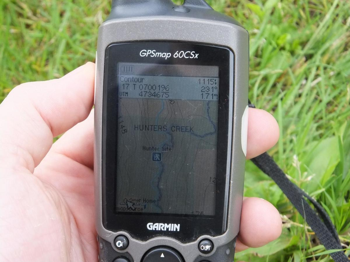 A GPS is more than just an electronic map to a trained search and rescue member.