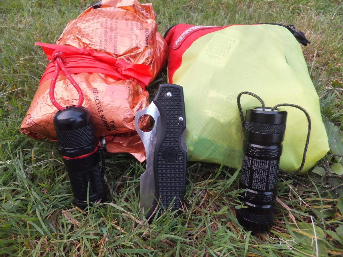 A few great outdoor needs that I always carry.