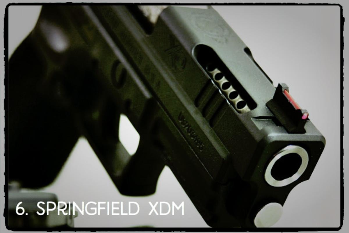 Top Ten  40 Pistols to Own | SkyAboveUs