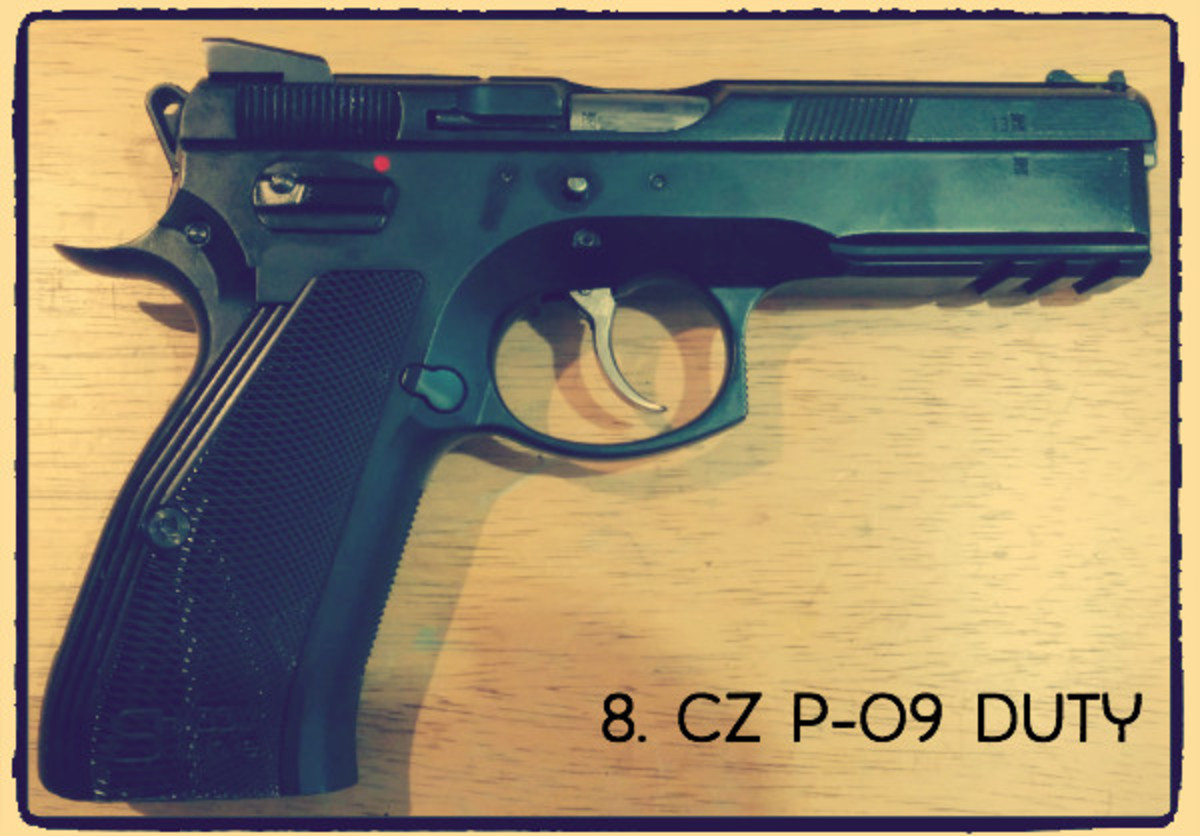 CZ P-09 is a version of this CZ P-01.