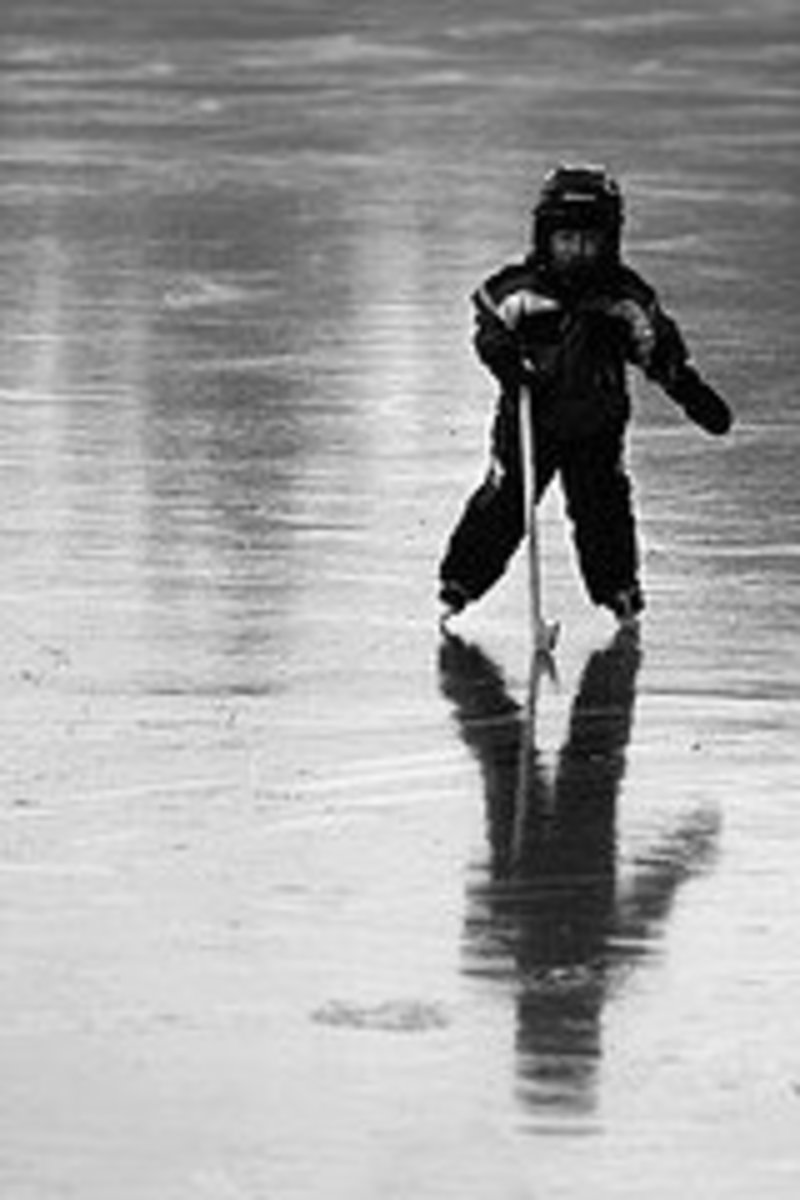 Take Your Toddler Ice Skating for the First Time