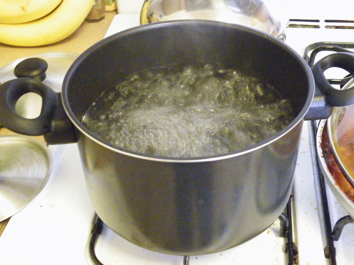 Boiling water is still one of the best ways to make safe drinking water